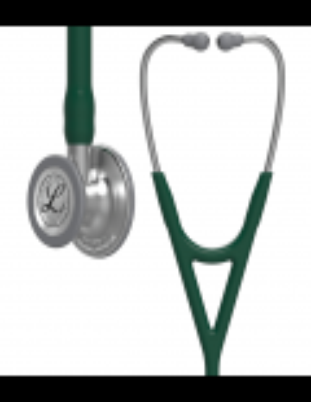 Littmann Cardiology IV Stethoscope 6155 Huntergreen Tube