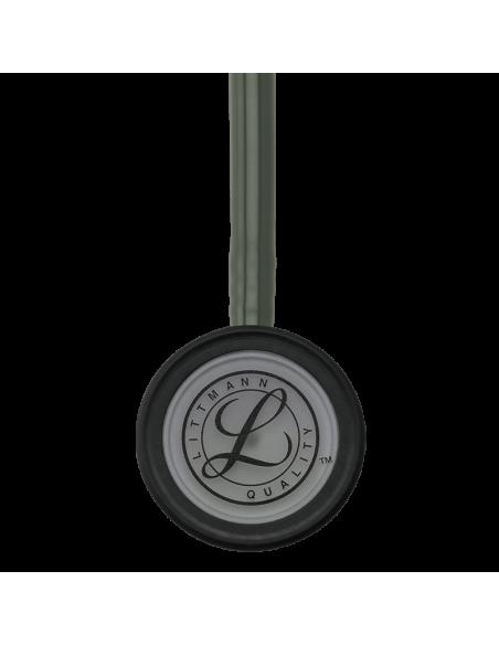 Stetoskop Littmann Classic III - oliwkowy przewód, wykończenie