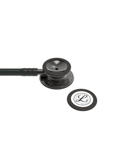 Стетоскоп Littmann Classic III, черная трубка, дымчатая