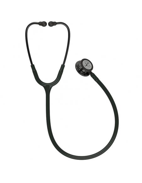 Stetoskop Littmann Classic III - czarny przewód, wykończenie