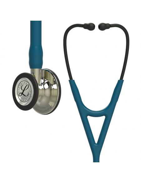 Littmann Cardiology IV Fonendoscopio 6190 Champagne Caribe Azul