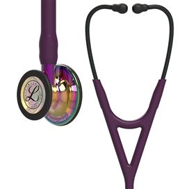 Littmann Cardiology IV Stethoscoop 6239 Mirror-Finish Regenboog Paars